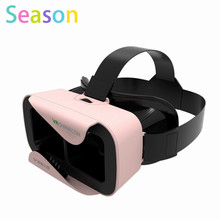 4 Colors Shinecon VR MINI 3.0 Virtual Reality 3D Glasses Google cardboard VR Glasses Realidad Virtual Gafas Better Than VR Box