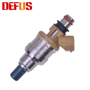 1X OE 195500-2180 NEW Fuel Injector For Mazda Miata 1.8L For Ford Escort Sephia Mercury 1.8L L4 1955002180 Flow Nozzle Injection