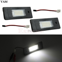 2x 24 LED For BMW Z4 E63 E64 E81 E85 E87 650i M6 Error Free License