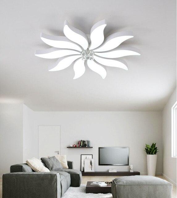 Enfants chambre plafond lampe géométrique lampe led plafond