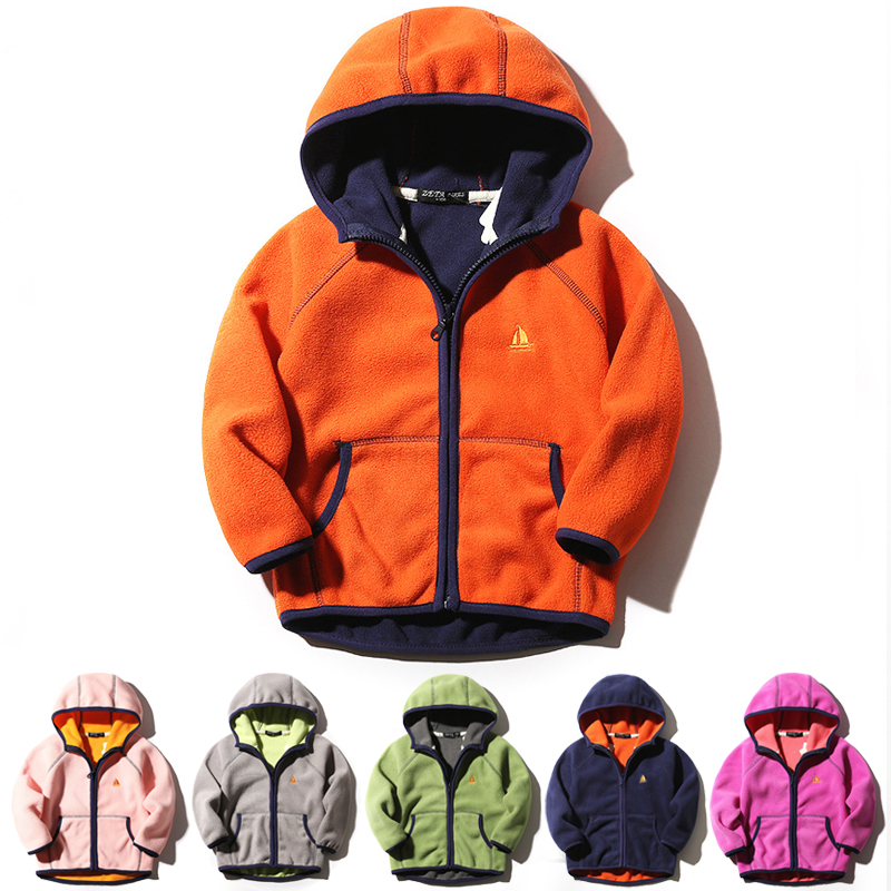 3e20d1314073 boys girls fleece hoodie jacket boby boy girl coat 2018 spring ...