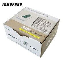 V7.05 TL866II زائد BIOS USB العالمي مبرمج ICSP Nand فلاش EEPROM 1.8V 24 93 25 أفضل من TL866A TL866CS
