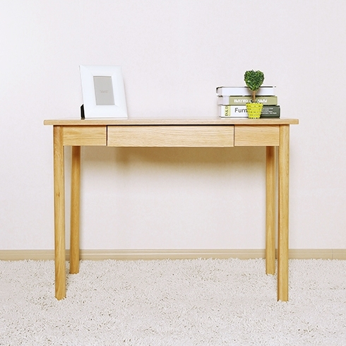 Etonnant The New Red Crown Simple White Oak Wood Desk Study Tables Assembled Home Computer  Desk Computer Desk Continental Fashion