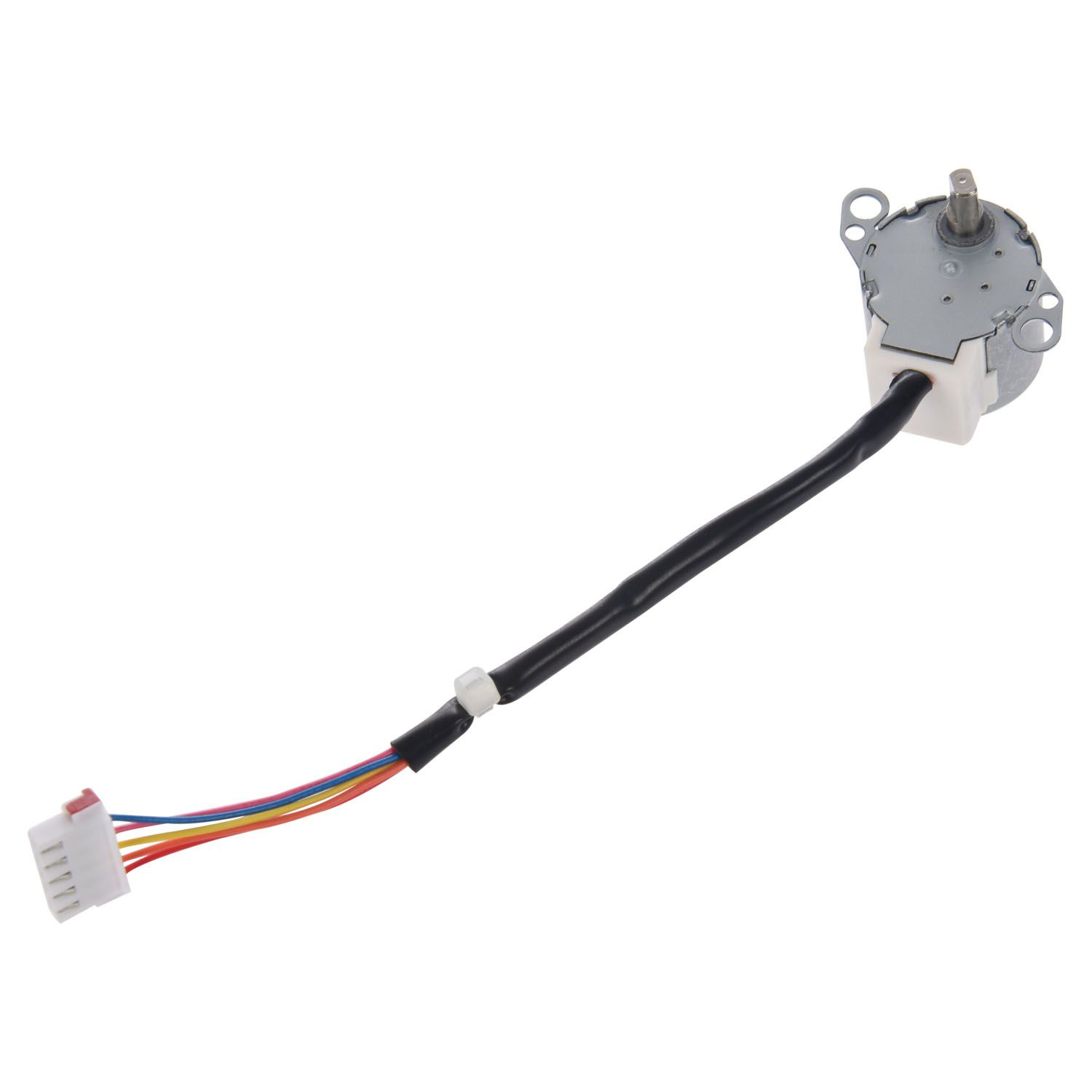 Wholesales DC <font><b>12V</b></font> CNC Reducing Stepping Stepper Motor 0.6A 10oz.in <font><b>24BYJ48</b></font> Silver image