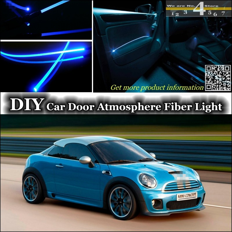For Mini Coupe Roadster Interior Ambient Light Tuning