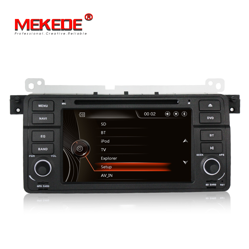 Wholesale!7inch Original UI HD Capacitive Touch Screen Car GPS DVD player for BMW E46 M3 3 Series including canbus support SWC бампер the original car m3 1 6 2 0 09