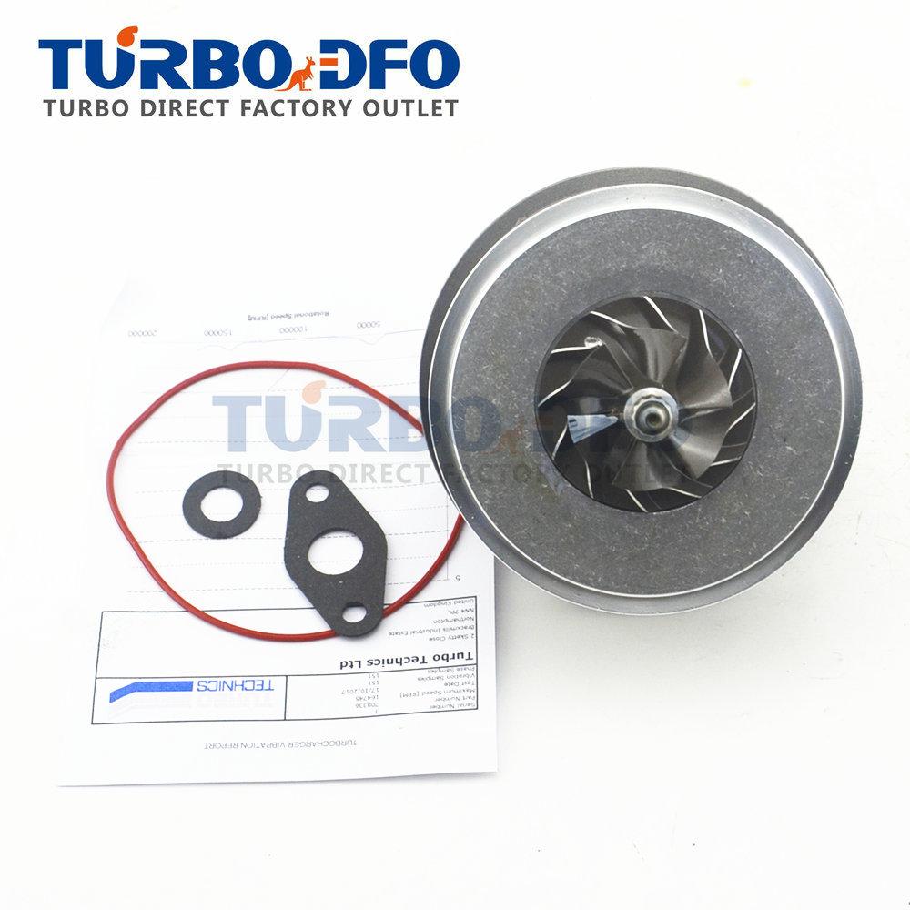 Balanced Kit Turbo GT17V Cartridge Core CHRA Turbine 708366 For Land-Rover Freelander I 2.0 Td4 M47D 112 HP 7781476.9 7781450B