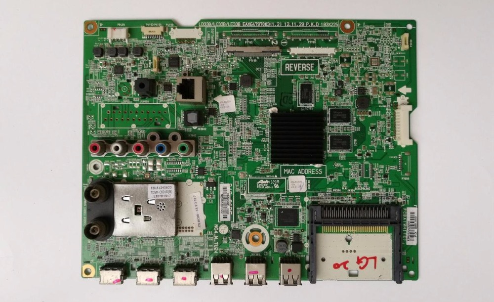 The Best Main Board Power Board Circuit Logic Board Constant Current Board Led 42f3000cf Motherboard 35017208 Screen Number 293yt Choice Materials Circuits Accessories & Parts