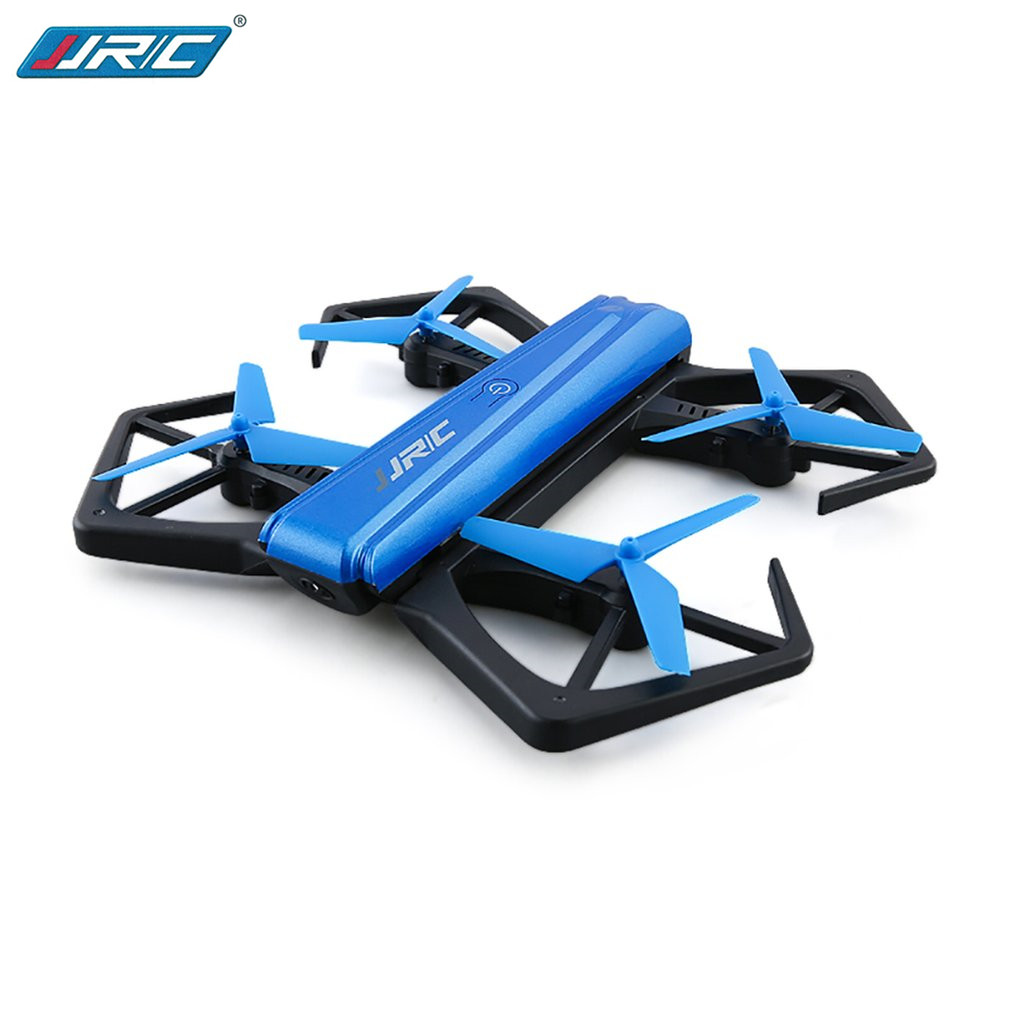 JJRC H43WH Selfie Drone 720P HD Camera RC Drone Quadcopter Altitude Hold Mode Foldable Wifi RC Helicopter Toys For Children Gift jjrc h44wh diaman foldable selfie drone 720p hd camera wifi fpv with altitude hold mode rc quadcopter helicopter