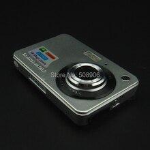 New 2.7″ TFT 18MP Mega Pixels Mini Portable Digital Camera DC530 8X Digital Zoom Anti-Shake HD 720p for Child Festive Gift