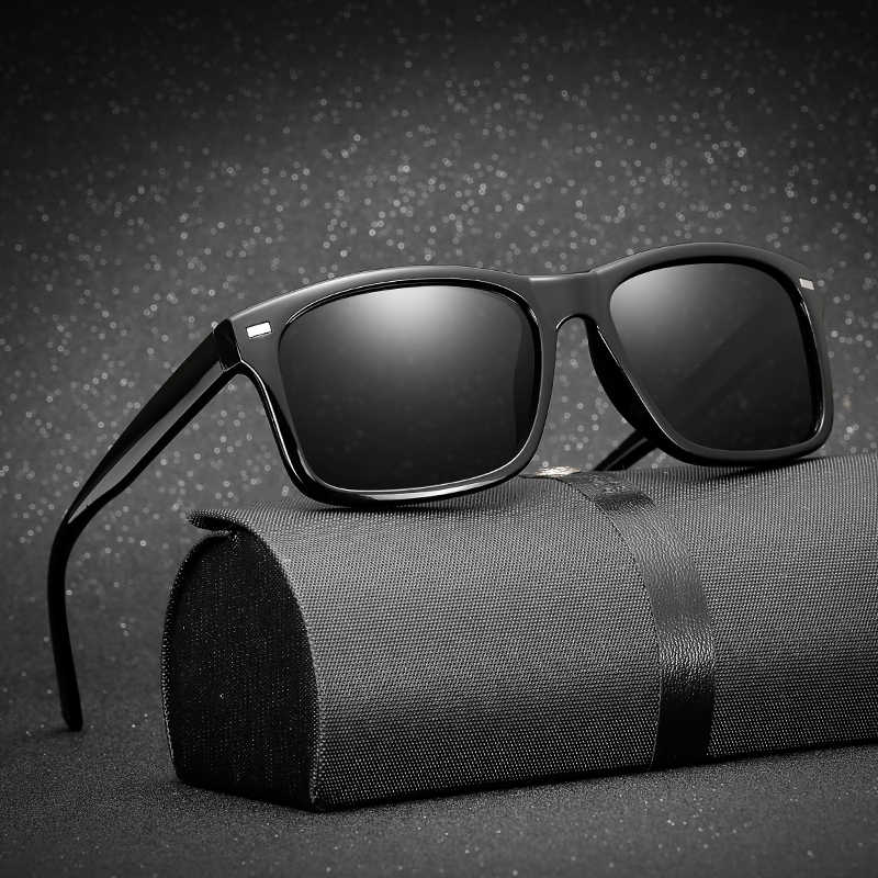 2ed5fbf91c6b8 Long Keeper Men Polarized Glasses Car Driver Night Vision Goggles  Anti-glare Polarizer Sunglasses Polarized