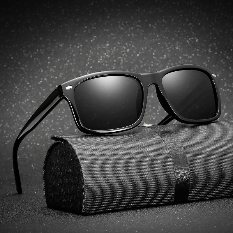 Dolga Keeper Moški Polarizirana očala Voznik nočnega vida Očala - Oblačilni dodatki