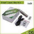 100% original eleaf ijust un starter kit con 2 ml tanque y 1100 mah capacidad de la batería