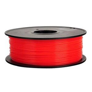 Image 3 - 10PCS 1.75MM 1KG/PC PLA ABS 3D Printer Filament For 3D Pen Rubber Ribbon Consumables Material DIY Filament For 3D Printer