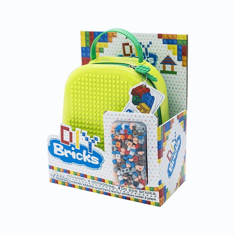 Create Kid Happiness Building Blocks Storage Box Bricks Enlighten DIY Early Education Toys For Children Compatible LegoINGLY in Blocks from Toys Hobbies