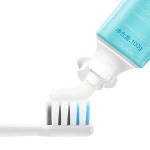 Image 5 - Youpin pasta de dientes de fibra de bambú para el tobillo, dispositivo de cuidado dental activo para la familia, inhibe el crecimiento de bacterias