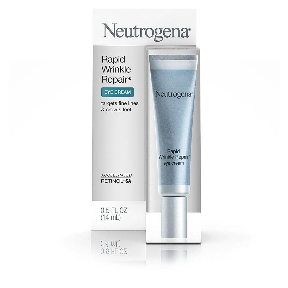 Neutrogena Rapid Wrinkle Repair Anti-ageing Moisturiser Eye Cream 14mL цена 2017