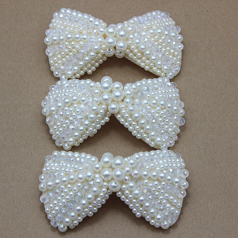 Princesa perlas arcos DIY arco grande Accesorios de pelo