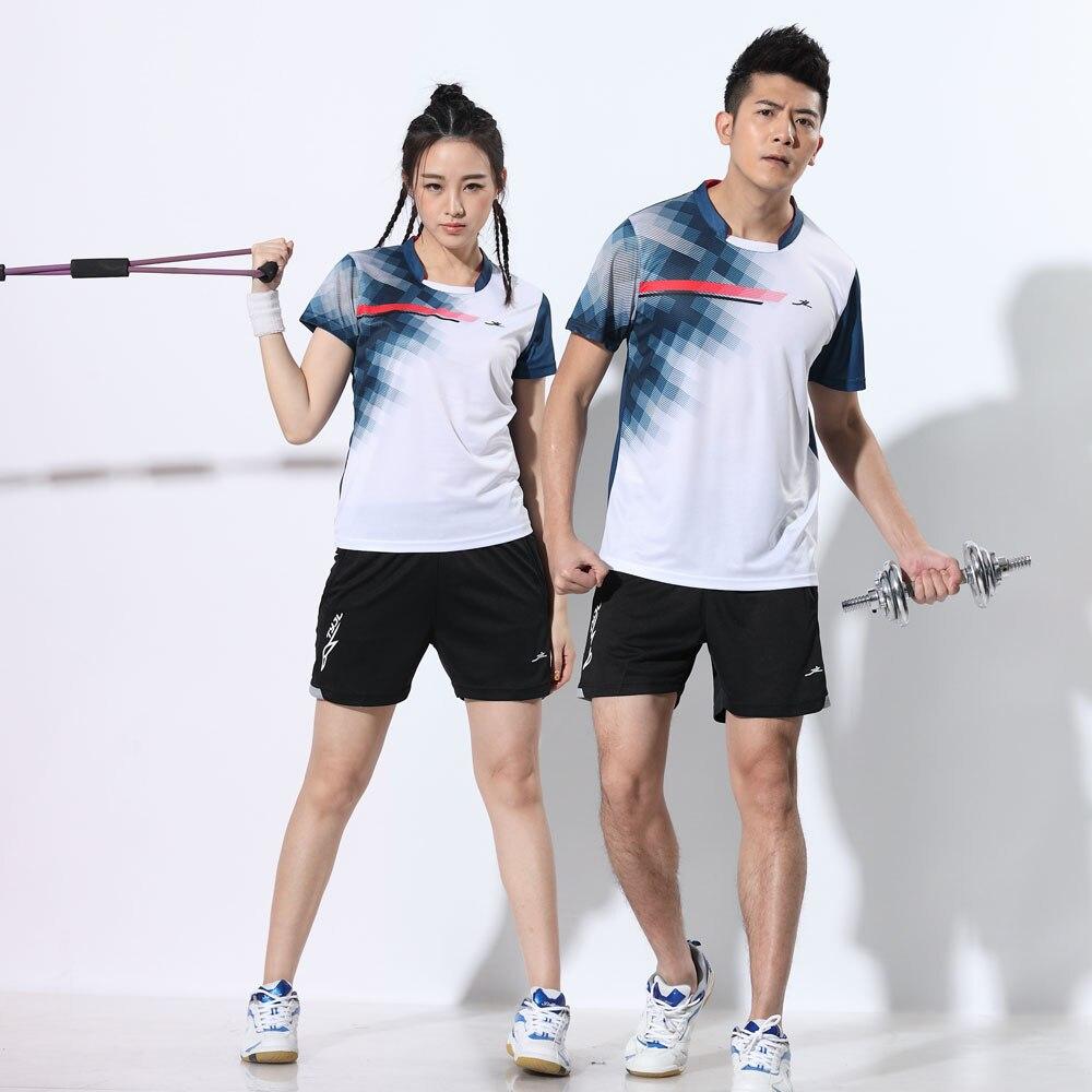 Tênis de Treinamento Grande do Menino da Menina de Tênis Mulheres Homens Jogo Adsmoney Equipe Roupas Camisa Badminton Poliéster Saias