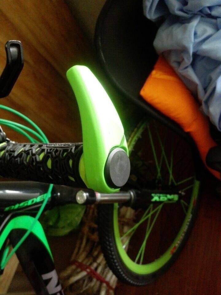 10pcs 22mm Vélo Guidon Fin de Bouchons Embouts Accessoires de Bicyclettes VTT