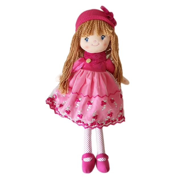 Coleção limitada boneca De Pelúcia da menina