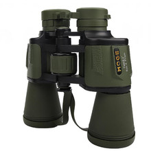лучшая цена 20x50 Telescope Binoculars High Power Professional Spyglass Zoom Hunting Tools Wide Angle Light Night Vision High Definition