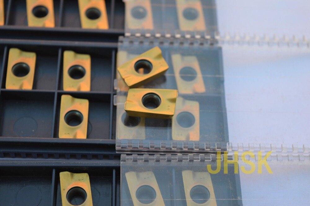 10PCS hard alloy)High quality APKT1604PDER  DP  (Milling cutter blade CK