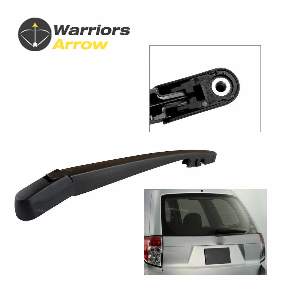 remove rear wiper arm subaru outback