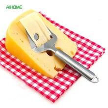 1 шт. антипригарный нож из нержавеющей стали для сыра, сыра, слайсер для масла, плоская терка, кухонные инструменты для нарезки