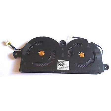 CPU Cooling Fan For Dell FOR XPS 13 9370 0980WH 980WH ND55C19-16M01 CN-0980WH 100% Tesed Ok