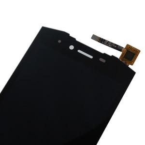Image 5 - Alesser do Doogee S55 wyświetlacz LCD i zestaw do naprawy ekranu dotykowego części do Doogee S55 Lite LCD z narzędziami i klejem 5.5