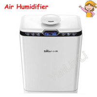 4L Portable Air Humidifier Aroma Diffuser Intelligent 3 1 Air Purifier With Timer Household Ultra Quiet