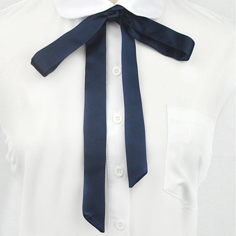 Women Girl Bow Tie Japanese School Girl Cosplay Lolita Bow Tie Neck Tie Gift