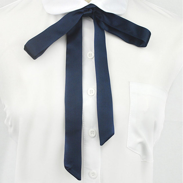 Jk bow tie high school girls tie japanese preppy chic uniform comic jk bow tie high school girls tie japanese preppy chic uniform comic and animation cosplay neck ccuart Image collections