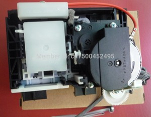 Image 2 - 100% original new INK PUMP capping Station for EPSON PRO 3890 3850 3800 3880 3885 CAPPING Station Pump Assembly Unit