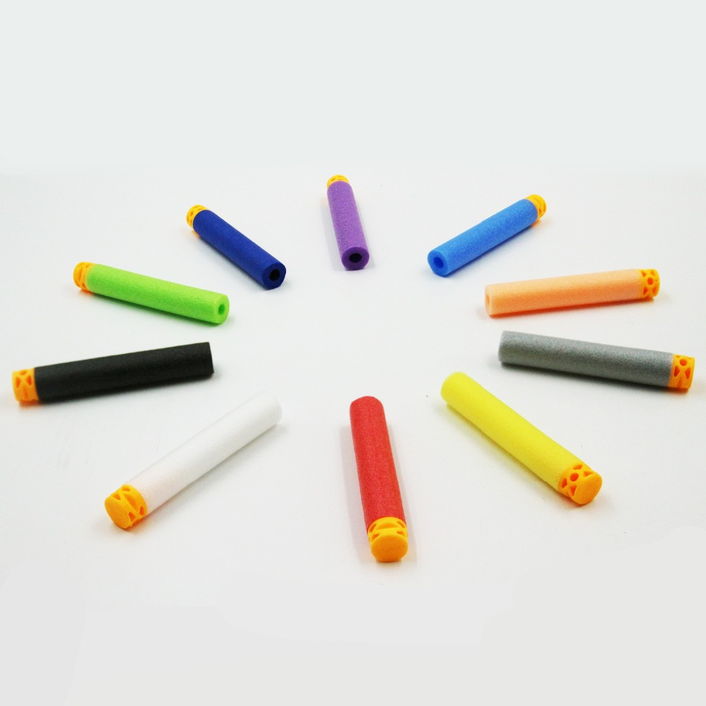 Waffle Darts convenient pack 7 2cm Refill for Nerf Series Blasters Kid Toy Gun in Toy Guns from Toys Hobbies