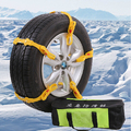 10pcs/lot General Anti-skid chains car slip-resistant chain 4wd sedan snow tyre cow muscle thickening Jack Tyre antiskid chain