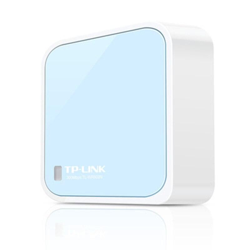 Tp-link TL-WR802N routeur sans fil 300 Mbps tout le réseau domestique sans fil WiFi routeur sans fil répéteur