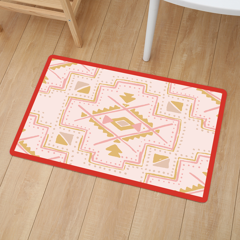 Image 4 - Creative Entrance Mats Non slip Door Mat Carpet Outdoor Welcome Pad Soft Rug Doormat Indoor Bathroom Kitchen Carpet Floor Mat-in Mat from Home & Garden