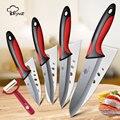 Küche Keramik Messer 3 4 5 6 zoll + Schäler Chef Schäl Zoll dienstprogramm Slicing Obst Gemüse Messer Schwarz Klinge Küche kochen Werkzeug-in Küchenmesser aus Heim und Garten bei