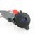 Voltímetro Con 4.2A Dual USB Adaptador de Corriente Cargador de coche Impermeable Motocicleta Camión Offroad Barco Cargadores USB Socket LED Azul