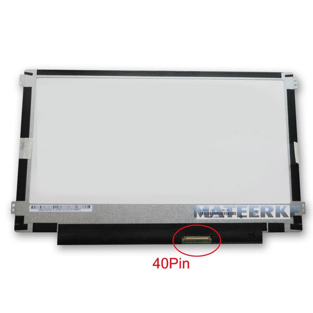 NEW 11.6&#8243; Slim <font><b>LED</b></font> LCD Screen LP116WH2/CLAA116WA03A/B116XW01/B116XW03/b116xtn04.0/N116BGE-L41/L42/B1/M116NWR1 R0/R4 40PIN