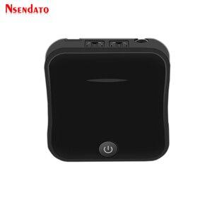 Image 5 - Bluetooth 5.0ワイヤレスオーディオアダプタ2で1ワイヤレス送信機の受信機デジタル光トスリンク/spdifとCSR8675 APTX HD