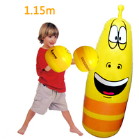 2015 New Arrival Hot Sale Toys 1 15 M PVC Inflatable Big Expression Insect Tumbler Toy