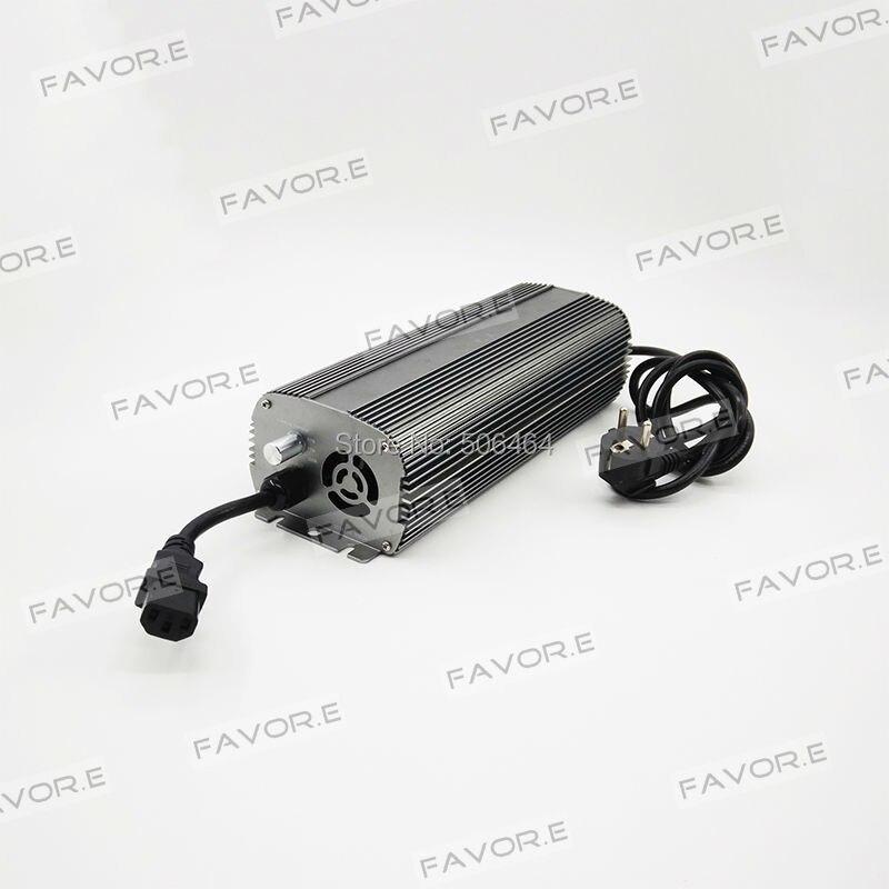 Ballast électronique dimmable de la prise MH/HPS 600 W de l'ue pour la culture d'usine de serre