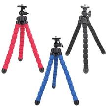 Large Flexible Universal Tripod Monopod Digital Camera DV Tripod Holder Stand Octopus for Nikon/ Canon/ Sony/Olympus cameras