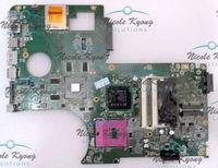 무료 배송 n71vg rev 2.1 60-nx1mb1000-d04 pga478 ddr2 마더 보드 로직 보드 asus n71vg x77vg x77v 노트북 용