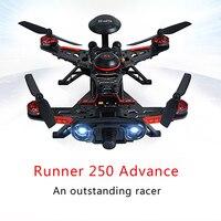 Original Walkera Runner 250 Trước 250 (R) với DEVO 7/OSD/800TVL Camera/hộp ban đầu GPS RC Bay Không Người Lái Quadcopter RTF