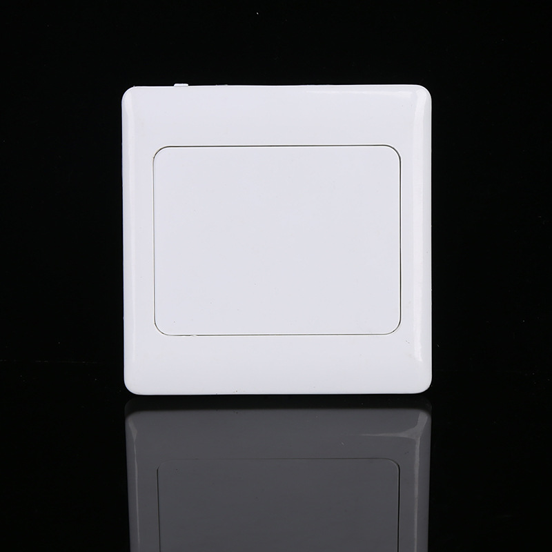 10pcs PVC Plastic Home Improvement Junction Box Flame Retardant Box Protective Cover Engineering Construction Anti-electric Shoc