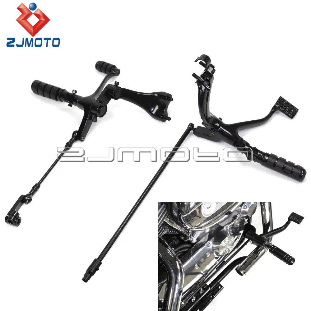 Aliexpress.com : Buy Motorcycle Black Forward Control Kits